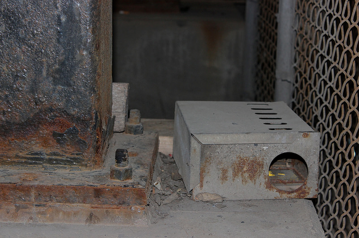 Industrial rat traps can also be found at the dock. These traps can be used over and over again, which is helpful for businesses facing a serious rat problem.